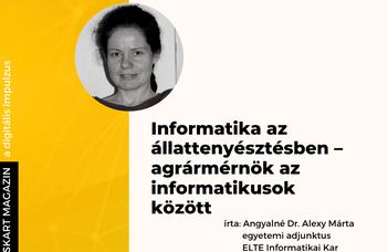 Megjelent Angyalné Dr. Alexy Márta írása az Innoskart Magazinban
