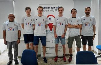 Komoly magyar sikerek a Nemzetközi Informatikai Diákolimpián (raketa.hu)
