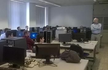 Programozási verseny felkészítő szakkör az Informatikai Karon