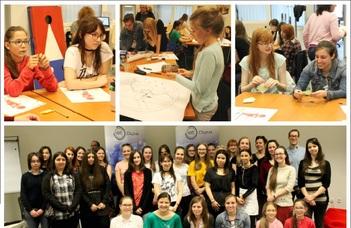 Lányok napja az ELTE Informatikai Karán