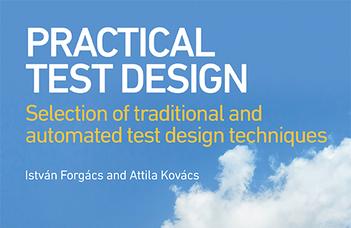 Magyar szerzők szakkönyve a gyakorlati teszttervezésről (Computerworld)