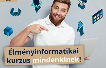 Ingyenes Élményinformatika Kurzus indul az ELTE Informatikai Karon