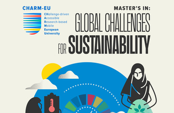 Applications for the 'Global Challenges for Sustainability' master's is open