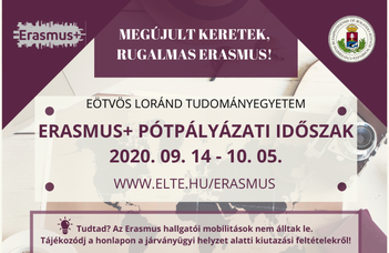 Erasmus+ pótpályázat