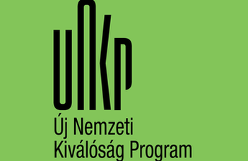 Új Nemzeti Kiválóság Program 2020/2021