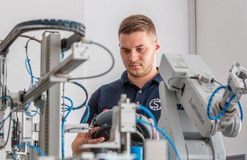 Tovább erősödik a projektalapú oktatás a szombathelyi gépészmérnökképzésben