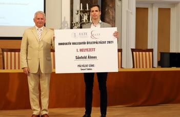 A Smart tables projekt nyerte az ELTE innovatív hallgatói díját (digitalhungary.hu)