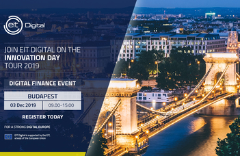 EIT Digital Hungary – Innovation Day / The Future of Transactions