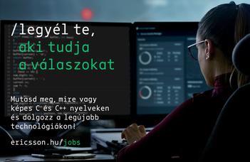 Vagy olyan jó C és C++ programozásban, hogy a legújabb technológiákon dolgozz?